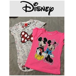 Bundle Disney girls tops